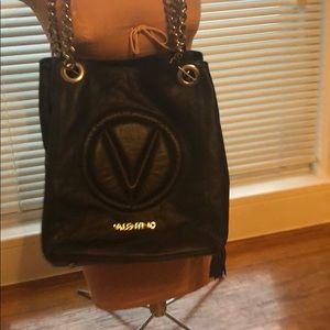 Valentino Bag by Mario Bono Black